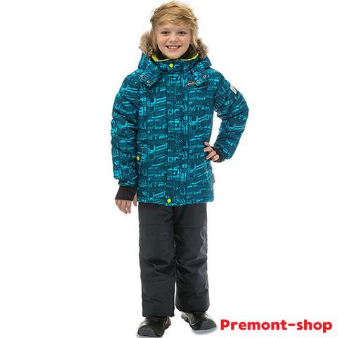 Зимний комплект Premont Университет Макгилла WP82214