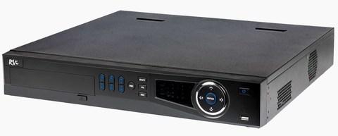 Видеорегистратор RVi-IPN16/4-4K V.2