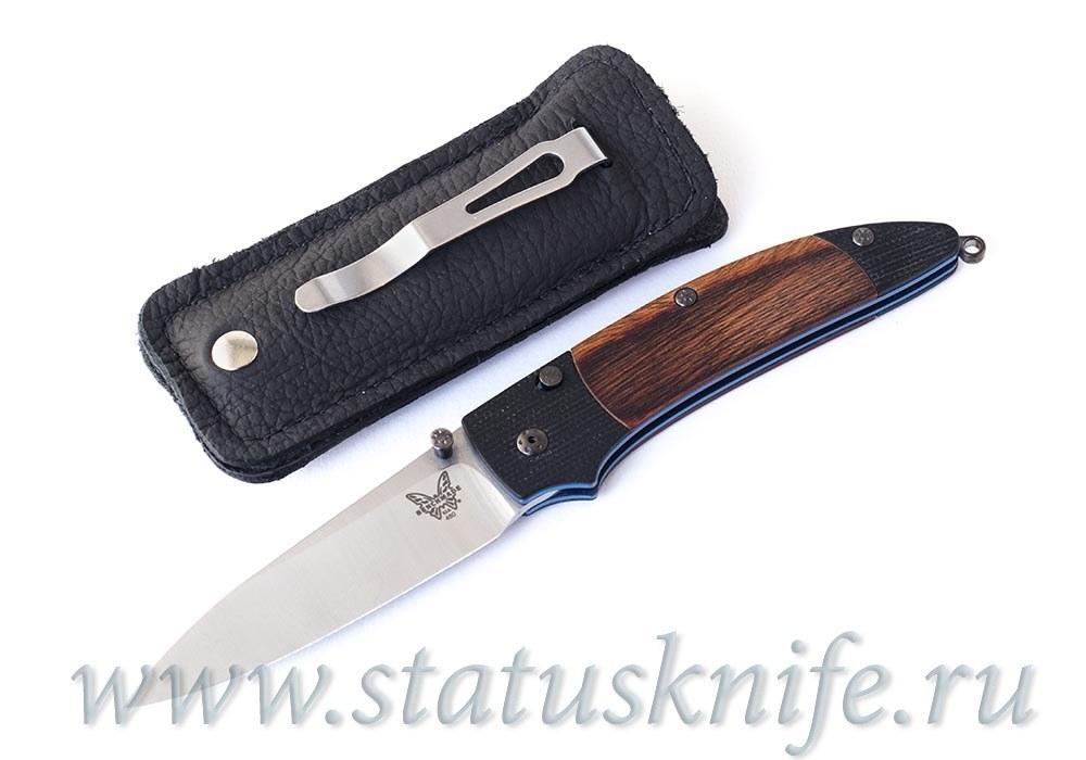 Нож Benchmade 480 Shoki - фотография
