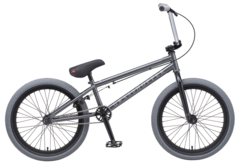 Велосипед BMX TechTeam Grasshopper (2020) Графит