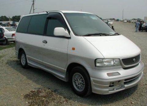 Задняя Пневмоподвеска Nissan Largo