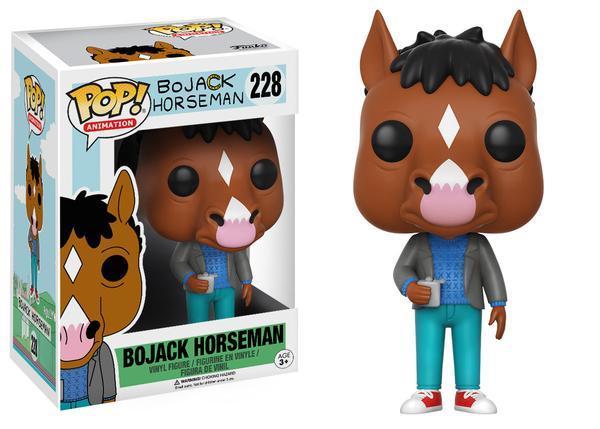 Фигурка Funko POP! Vinyl: BoJack Horseman: BoJack 13990