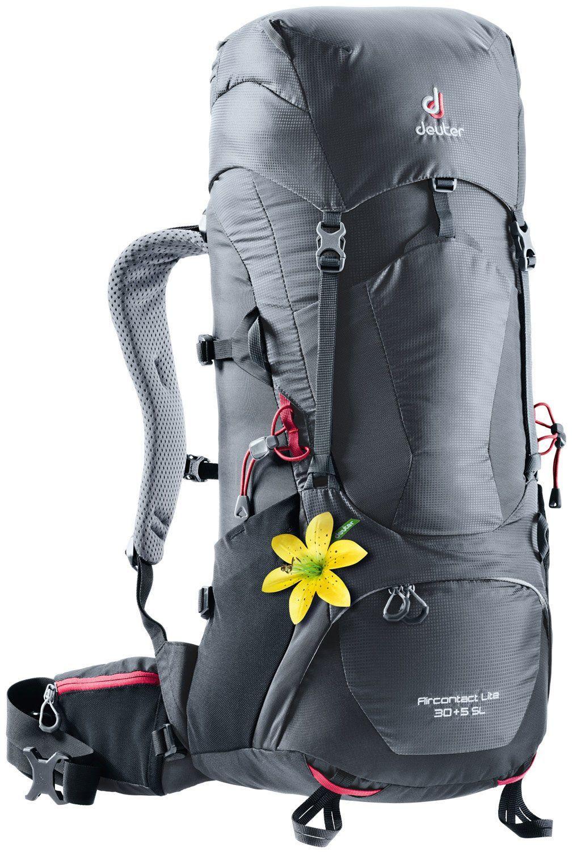 Туристические рюкзаки большие Рюкзак женский Deuter Aircontact Lite 30 + 5 SL 357515.jpg