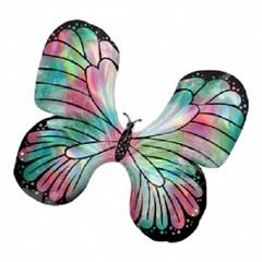 А ФИГУРА/P40 Бабочка переливы перламутр,30