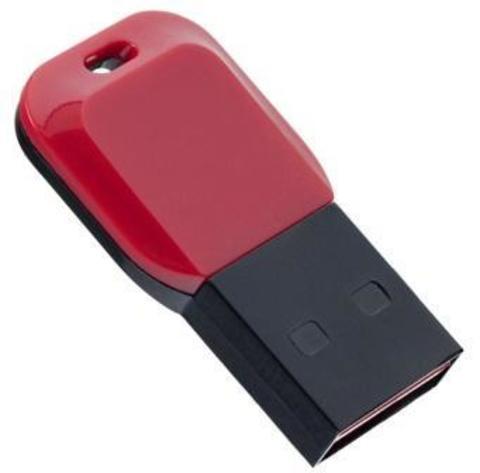 Флеш накопитель 2.0 Perfeo 16GB M02 Black