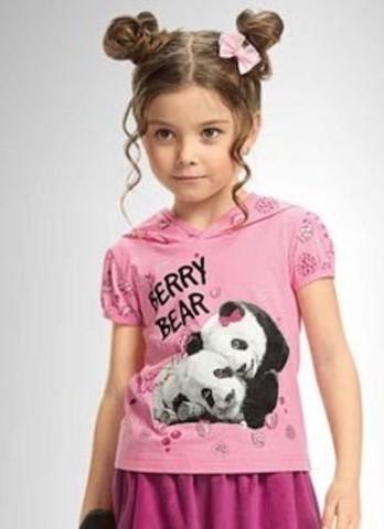 GTK326 футболка для девочек