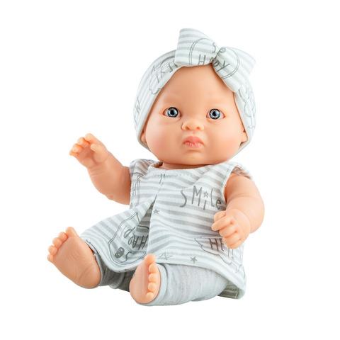 ПРЕДЗАКАЗ! Кукла-пупс Хана, 22 см, Паола Рейна