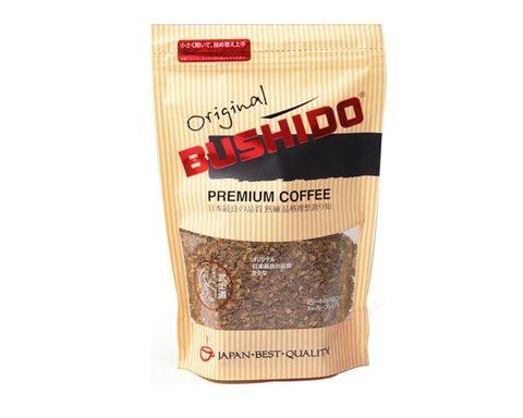 Кофе растворимый Bushido Original, 75 г