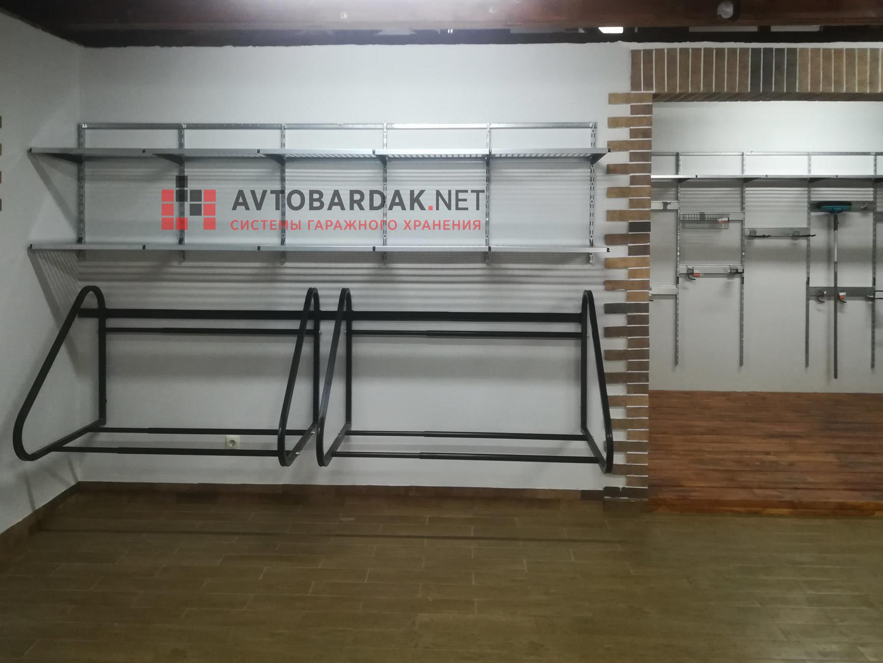 Проект № 33: гараж 47,3 кв м с подсобным помещением 17,7 кв.м