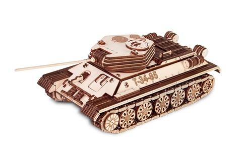 Механический Танк Т-34-85 (EWA)