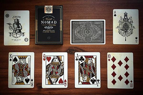Купить карты NoMad