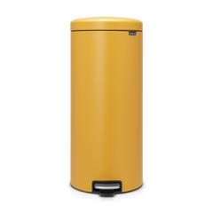 Мусорный бак newicon (30 л), Минерально-горчичный