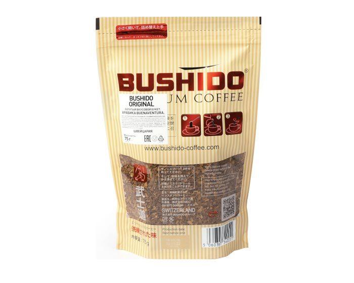 Bushido Original, 75 г