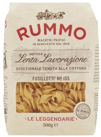 RUMMO Макароны Fusillotti №155, 500 г
