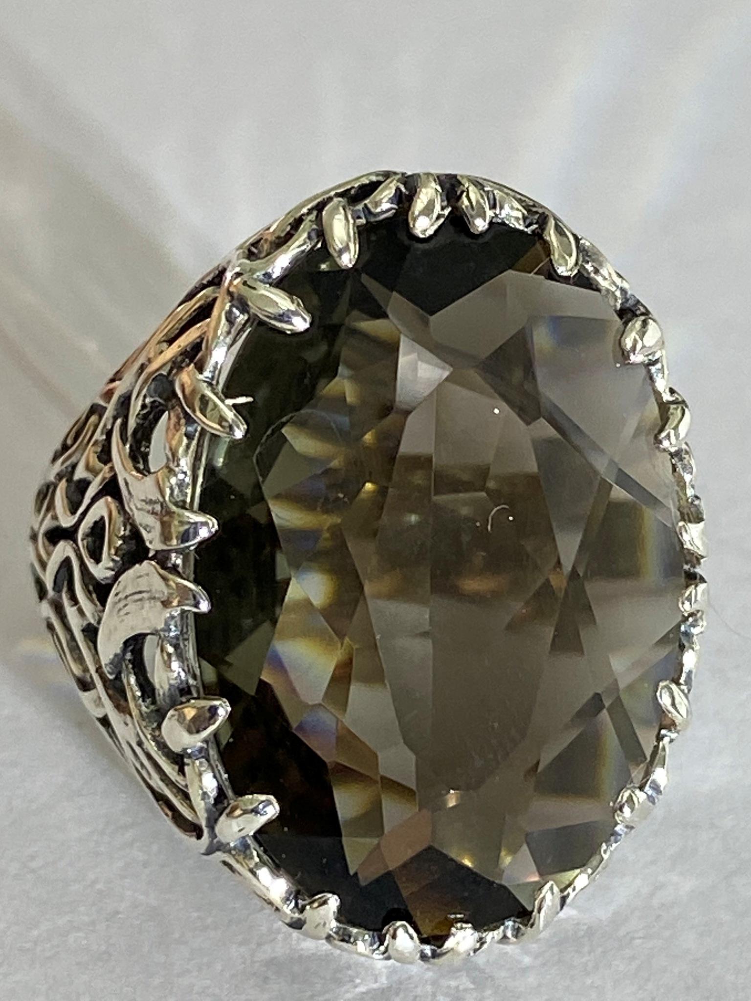 Юдифь (кольцо из серебра)