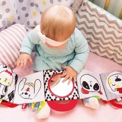Книжка-бампер в кроватку Hencz Toys Животные