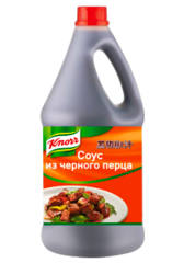 Соус из черного перца Knorr 2,3кг