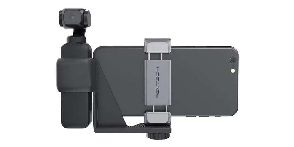 Держатель PgyTech OSMO Pocket Phone Holder Set