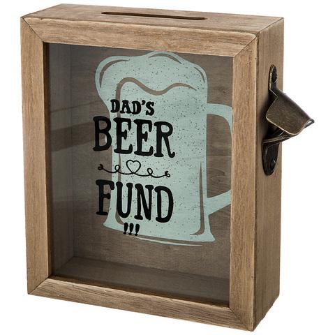Копилка для пробок «Фонд Папиного Пива»