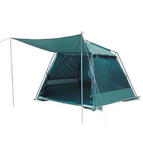 Туристический тент-шатерTramp Mosquito Lux (V2) (зеленый)