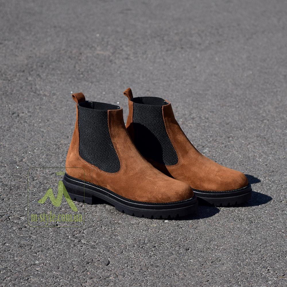 Ботинки челси Alvito.