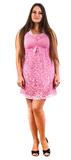 14538  Беби-Долл, цвет розовый