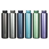 Стальная бутылка Hydrate 600мл, артикул 520, производитель - Sistema
