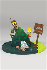 The Simpsons Movie - Bart & Flanders Box Set
