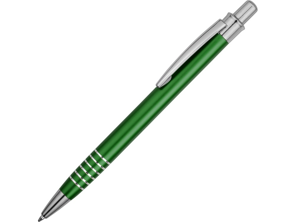 Ручка металлическая Бремен зеленая