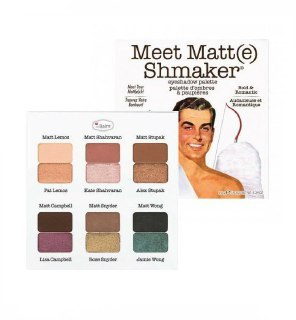 Тени The Balm Meet Matte Shmaker