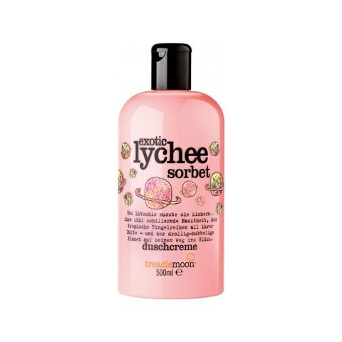 Treaclemoon Гель для душа Экзотический личи Exotic Lychee Sorbet bath & shower gel, 500 ml