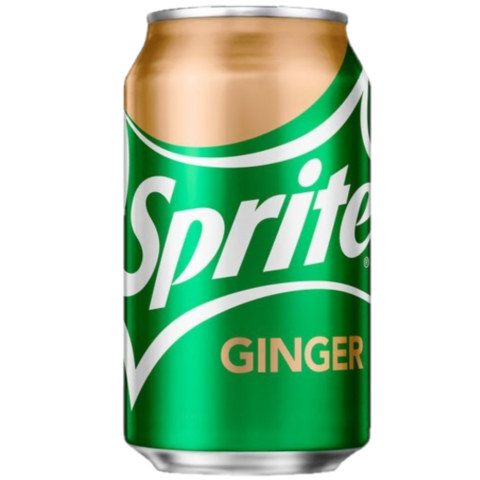 Sprite Ginger Спрайт имбирный 0,355 л