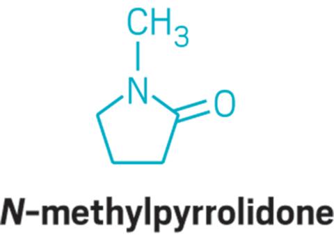 N-метилпирролидон (NMP) / С5Н9NO