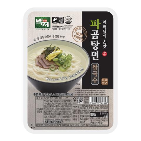 Лапша быстрого приготовления Бэкдже рисовая с говядиной 93,5 гр