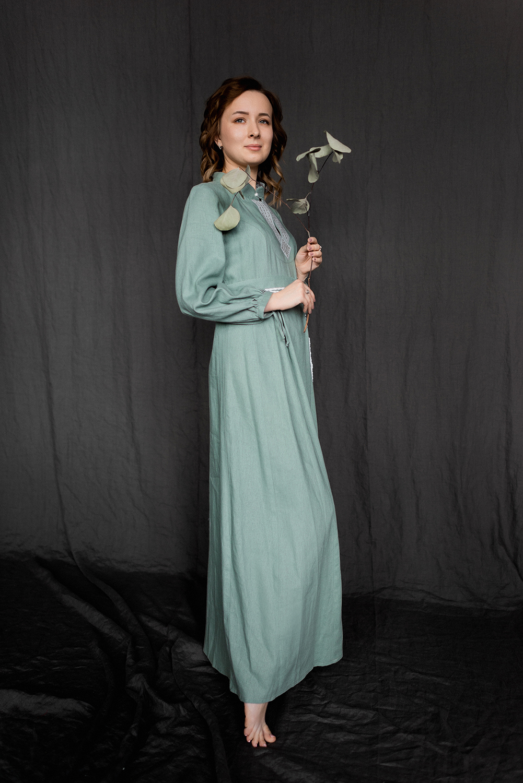 Бронислава. Платье женское PL-4239
