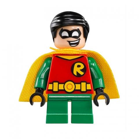 LEGO Super Heroes: Робин против Бэйна 76062 — Mighty Micros: Robin vs. Bane — Лего Супергерои ДиСи