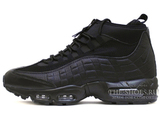 Кроссовки Мужские Nike Air Max 95 Sneakerboot Black