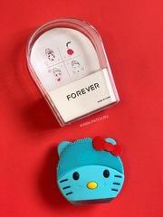 Щеточка для очищения лица FOREVER, Hello Kitty