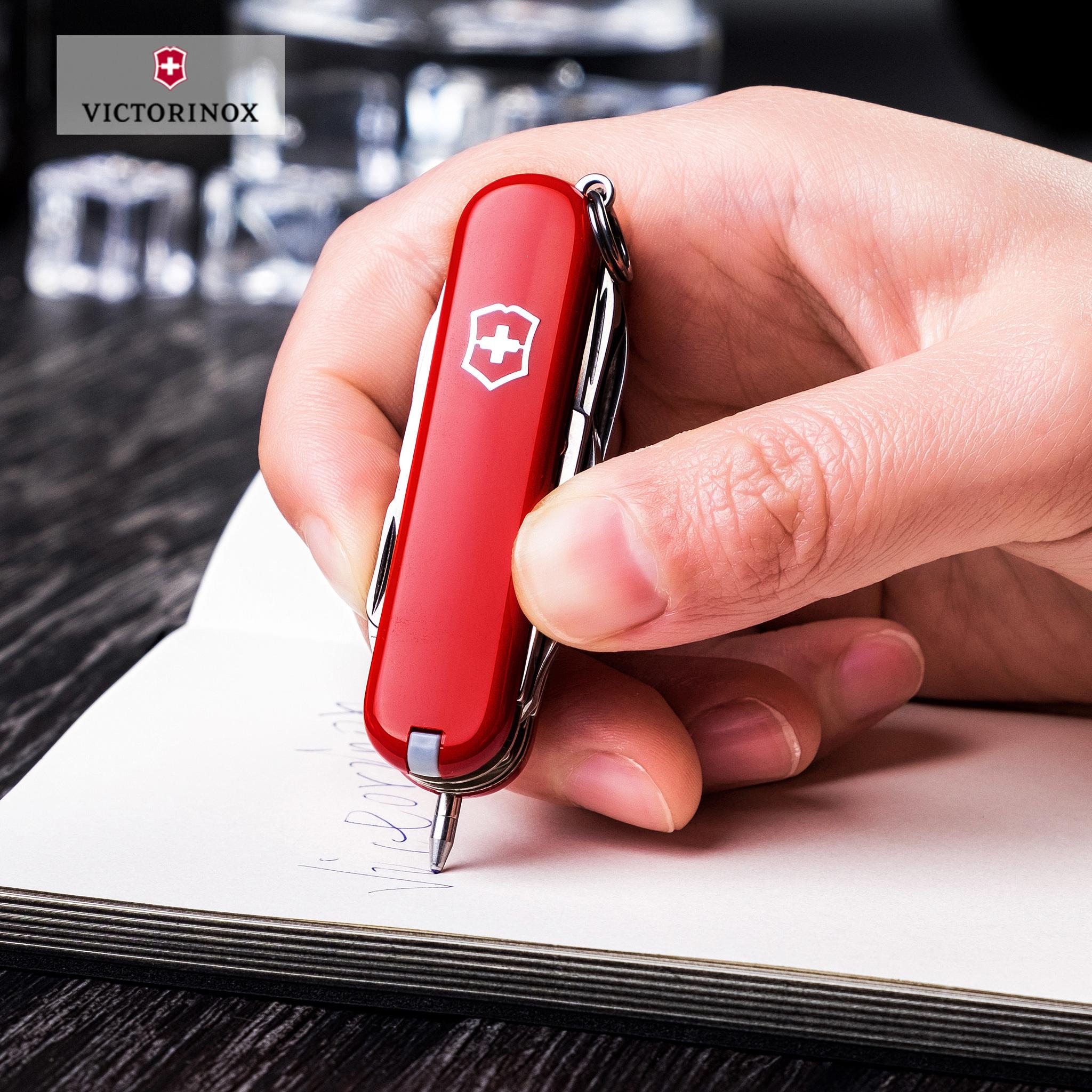 Нож-брелок Victorinox MiniChamp (0.6385) 58 мм. в сложенном виде, 16 функций - Wenger-Victorinox.Ru