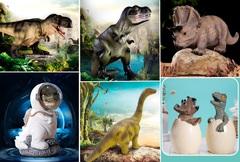 Динозавр копилка в ассортименте