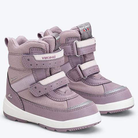 Ботинки Viking для девочек Play II R GTX Dusty Pink