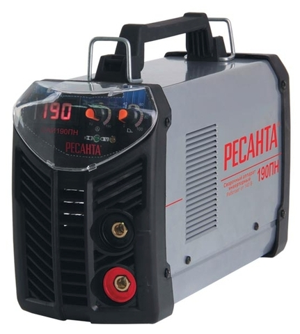 Сварочный аппарат Ресанта САИ-190ПН