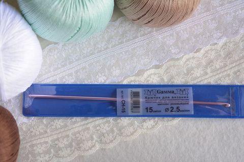 Крючки металлические с цветным покрытием CH-15