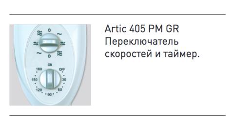 Soler & Palau Вентилятор настенный Artic 405 PM GR