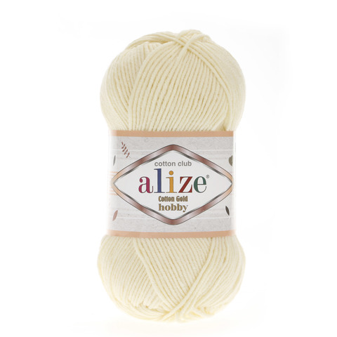 Cotton Gold Hobby (alize)