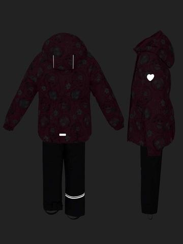 Комплект Premont для девочек Виргинские филины SP71239