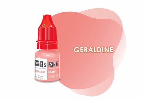 Jeraldine (джеральдин) • Wizart Organic • пигмент для губ