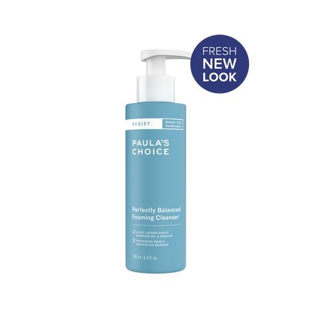 Пенка Paula's Choice RESIST Perfectly Balanced Foaming Cleanser  190 мл