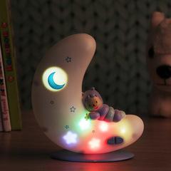 ИГРОЛЕНД Ночник музыкальный, свет, звук, проектор.