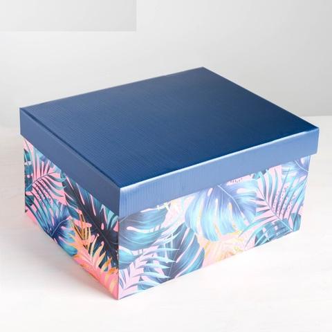 Коробка складная Tropical, 31,2 х 25,6 х 16,1 см